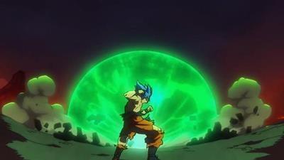 Imagen del tráiler de Dragon Ball Super: Broly. (Foto Prensa Libre: YouTube)