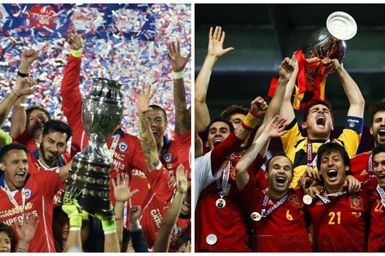 Una comparación realizada por el Diario Marca, de España, señala la poca rentabilidad de la Copa América. (Fotos Redes Sociales).