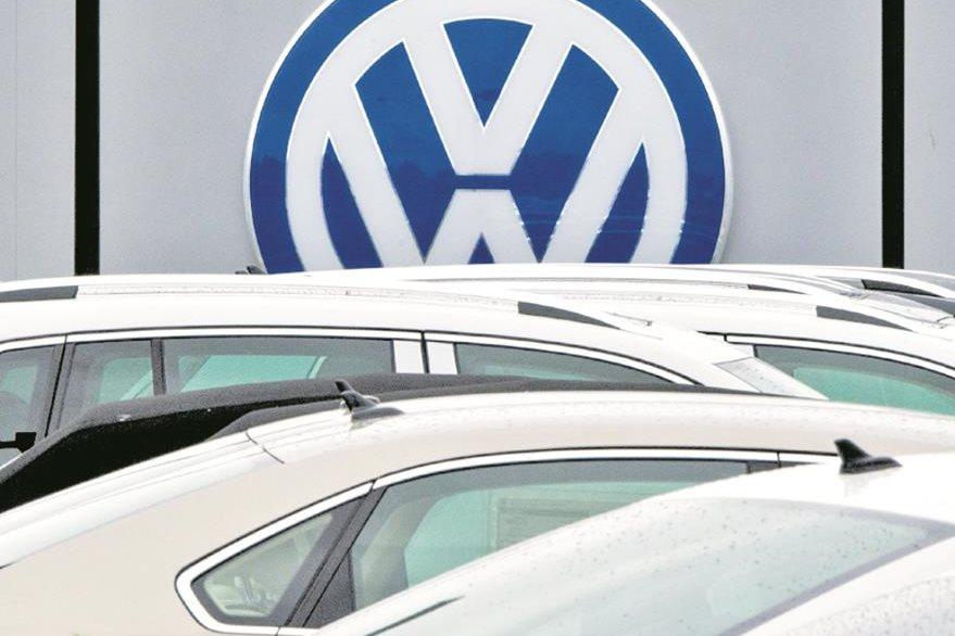 La empresa fue sancionada por alterar los reportes de emisiones. (Foto Prensa Libre: Hemeroteca PL)