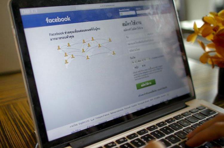 Miles de usuarios utilizan Facebook diariamente