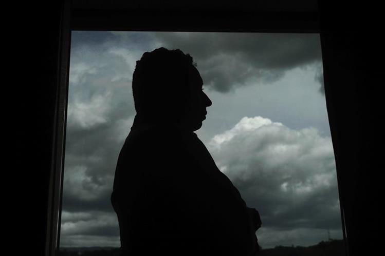 """""""Septiembre"""", pseudónimo de uno de los integrantes del grupo humanitario """"clandestino"""" que ayuda a nicaragüenses a huir del país.(EFE)"""