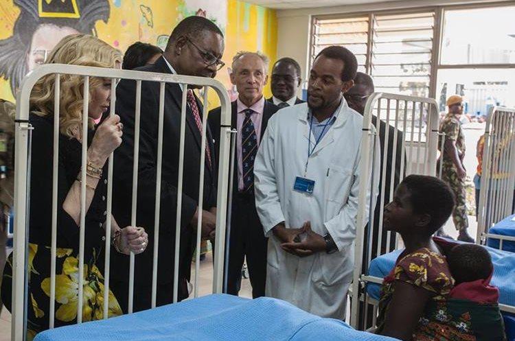 En el hospital se atenderá a niños de escasos recursos. (Foto Prensa Libre: AFP)