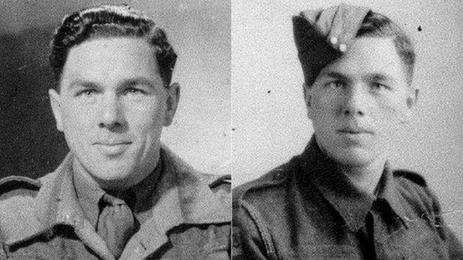 Stanley Cooney fue miembro de la Artillería Real británica y combatió en la Segunda Guerra Mundial. (FAMILIA COONEY)