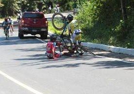 Los pedalistas recorrieron 98.3 kilómetros en la segunda etapa.