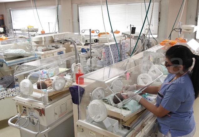 Los niños prematuros son los más beneficiados con los bancos de leche. (Foto: Hemeroteca PL)