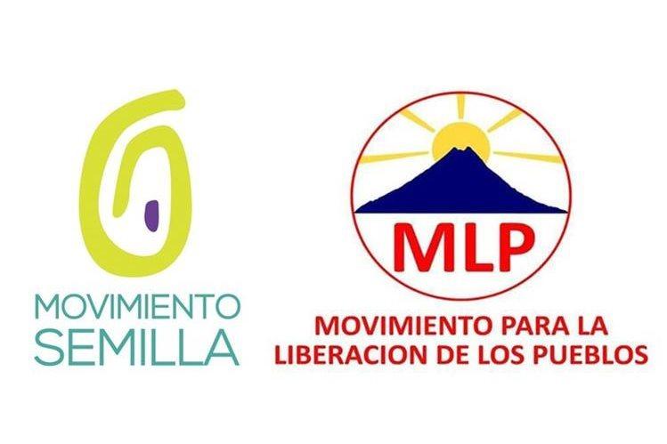 Una de las impugnaciones que la UNE hizo contra la inscripción de Semilla es el logotipo con otro partido. (Foto Prensa Libre:)