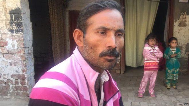 Sadi Ahmed dice que él y su familia se quedaron en la ruina tras su secuestro por traficantes de órganos.