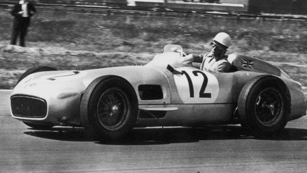 Moss ganó 16 carreras en F1 y fue subcampeón de la categoría en cuatro ocasiones. (Getty Images)