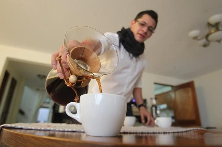 Guatemala es uno de los principales exportadores de café. (Foto: Hemeroteca PL)