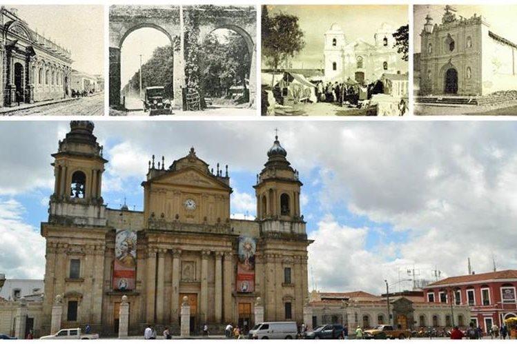 La Catedral Metropolitana es uno de los inmuebles que más importantes a lo largo de la historia de nuestro país. (Foto HemerotecaPL)