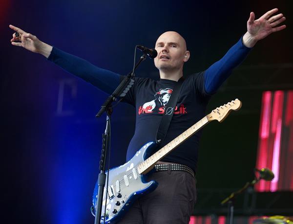 Billy Corgan desarrollará nuevos personajes y escribirá historias novedosas. (Foto Prensa Libre: AFP)