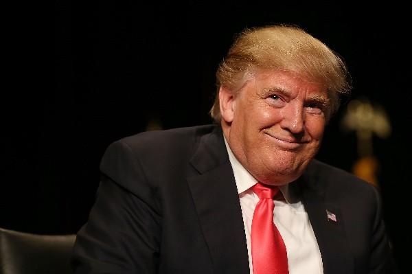 Donald Trump, precandidato republicano a la Presidencia de EEUU.