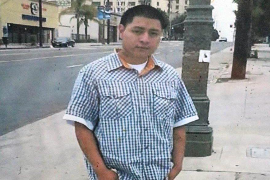 Edgar Paxtor Pérez murió baleado en Estados Unidos. (Foto Prensa Libre: Carlos Ventura).