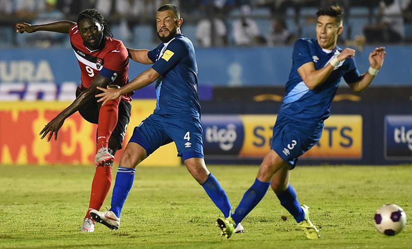 Guatemala tendrá una difícil tarea el 2 de septiembre cuando visite a Trinidad y Tobago, equipo al cual no ha podido vencer de visita. (Foto Prensa Libre: Hemeroteca)