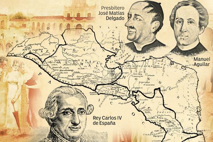 Mapa de Centroamérica. (Foto: Hemeroteca PL)