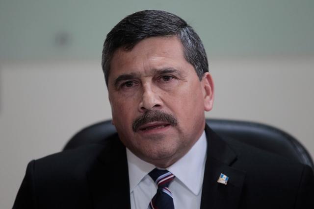 Edgar Barquín accionó contra la Corte Suprema de Justicia el viernes. (Foto Prensa Libre: Hemeeroteca PL)