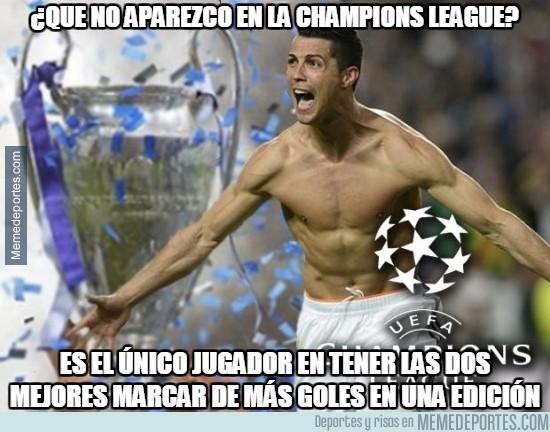 Cristiano Ronaldo fue el protagonista del encuentro en el Santiago Bernabéu. (Foto Prensa Libre: Twitter)