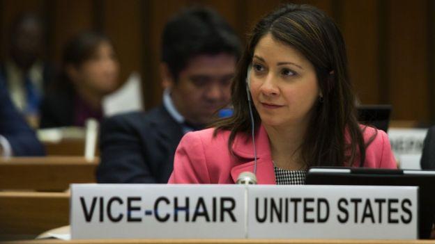 Frances Colon es asesora de ciencia y tecnología del Secretario de Estado de EE.UU. y lidera la colaboración entre Estados Unidos y Cuba.