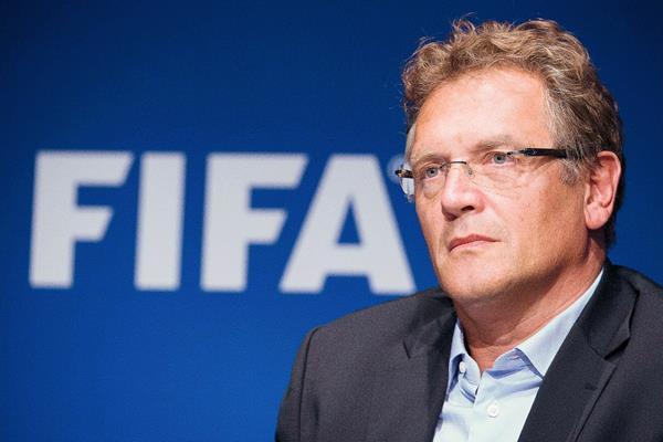 El exsecretario de la Fifa, Jerome Valcke niega su implicación en los casos de corrupción. (Foto Prensa Libre: Hemeroteca PL)