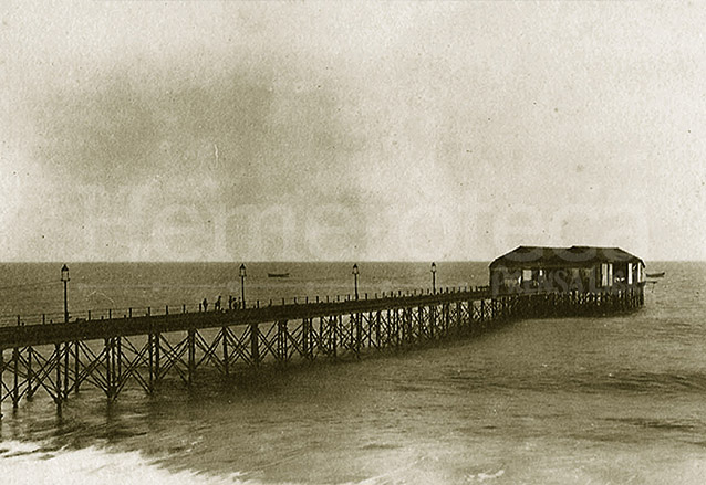El puerto de San José fue remodelado por Justo Rufino Barrios como parte de la modernización de la economía en la reforma liberal. (Foto: Hemeroteca PL)