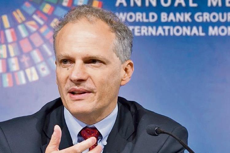 Alejandro WERNER, director del Departamento del Hemisferio Occidental del Fondo Monetario Internacional.