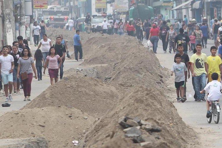 Hay alcaldes amparados que tienen contratos millonarios con el Estado. (Foto Prensa Libre: Hemeroteca PL)