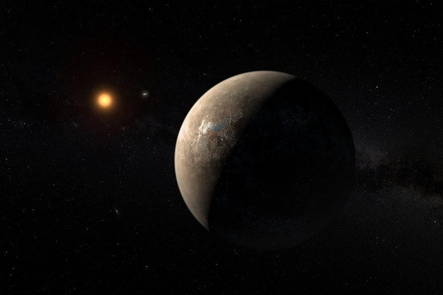 La búsqueda de inteligencia extraterrestre ha cautivado desde siempre a los científicos. Hace unos días un grupo de científicos anunció haber descubierto un pequeño planeta potencialmente habitable, que se encuentra en órbita en torno a la estrella más cercana a nuestro sistema solar.  (Foto Prensa Libre: AFP).
