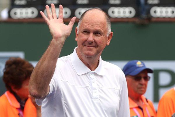 La WTA nombro a Simons como su nuevo director ejecutivo, por su larga trayectoria y experiencia. (Foto Prensa Libre: AFP)