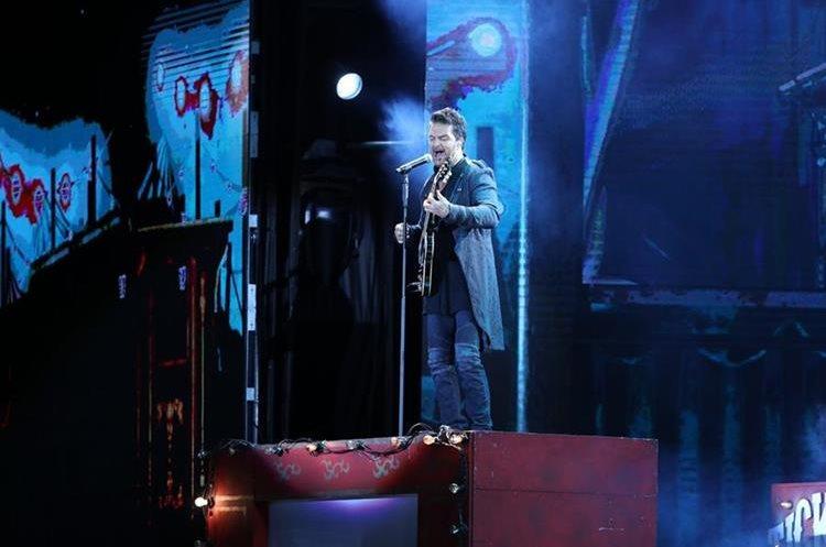 Concierto de Ricardo Arjona en Guatemala, cierre de la gira Circo Soledad