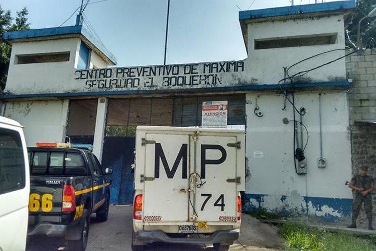 Centro de detención preventiva para hombres El Boquerón, Cuilapa, Santa Rosa. (Foto Prensa Libre: HemerotecaPL)