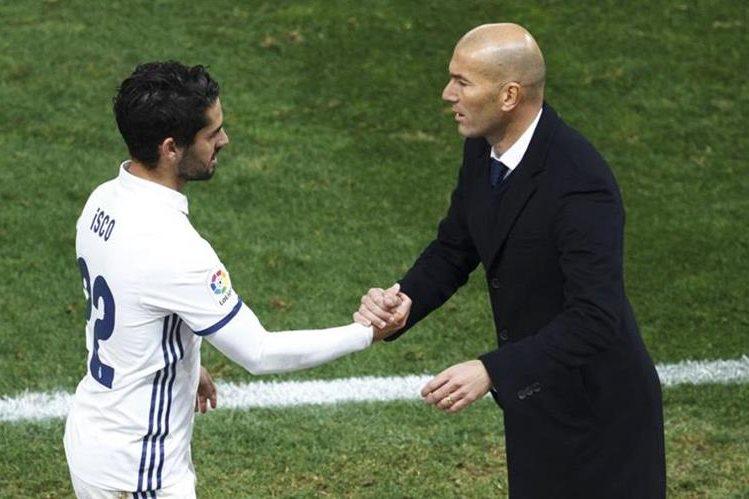 Isco Alarcón es una de las grandes dudas de Zidane para enfrentar al Bayern Múnich. (Foto Prensa Libre: Hemeroteca)