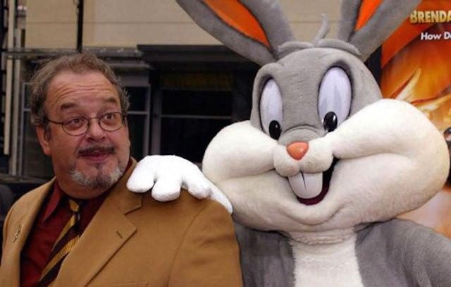 El artista que por años prestó su voz a Bugs Bunny murió a causa del cáncer. (Foto Prensa Libre: Hemeroteca PL)