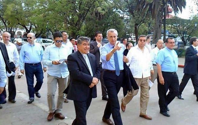 El equipo de protocolo del Papa revisó el poblado de San Cristobal de las Casas en Chiapas. (Foto:El Diario MX).