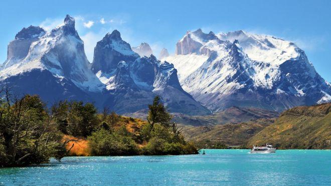 Una imagen del Parque Nacional Torres del Paine, en Chile. ISTOCK / GETTY IMAGES