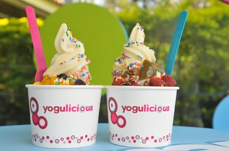 Los precios de los helados de Yogulicious son de Q3.75 la onza. Teléfono: 2420-9907.<br />