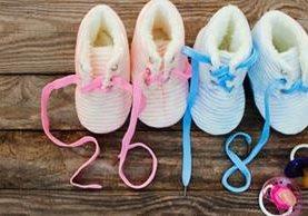Los bebés de este año se sorprenderán de cosas que para nosotros son absolutamente normales. (GETTY IMAGES)