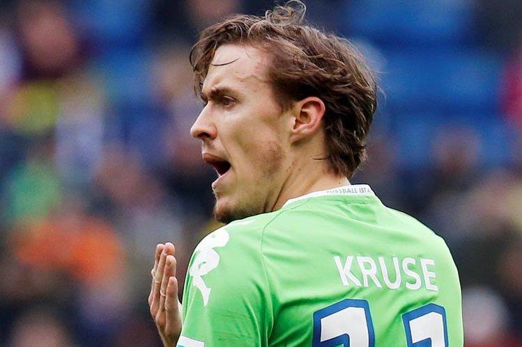 Kruse ha estado bajo la lupa por sus recientes problemas disciplinarios. (Foto Prensa Libre: Hemeroteca)