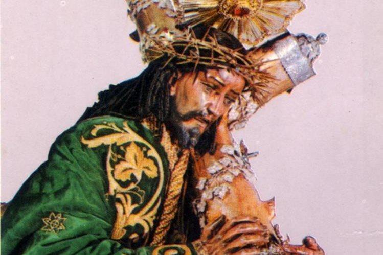 El 3 de febrero se cumplirán cien años de la consagración de Jesús Nazareno de Candelaria. (Foto Prensa Libre, cortesía de Fernando Urquizú).