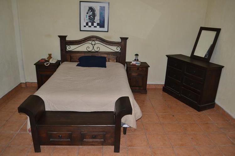 Los dormitorios constituyen el espacio ideal para crear una atmósfera que evoque el pasado.