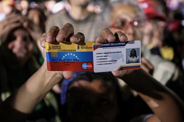 Empresa asegura que los datos proporcionados sobre la Constituyente no coinciden con los registros. (Foto Prensa Libre: EFE)