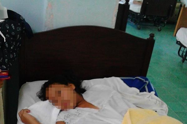 <p>La PGN investiga el caso de esta joven quien resultó embarazada de violador. (Foto Prensa Libre: Víctor Gómez)</p><p></p><p></p>