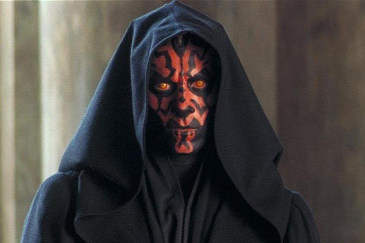 La convención de Star Wars será el fin de semana. Darth Maul es el invitado especial. (Foto Prensa Libre: Hemeroteca PL)