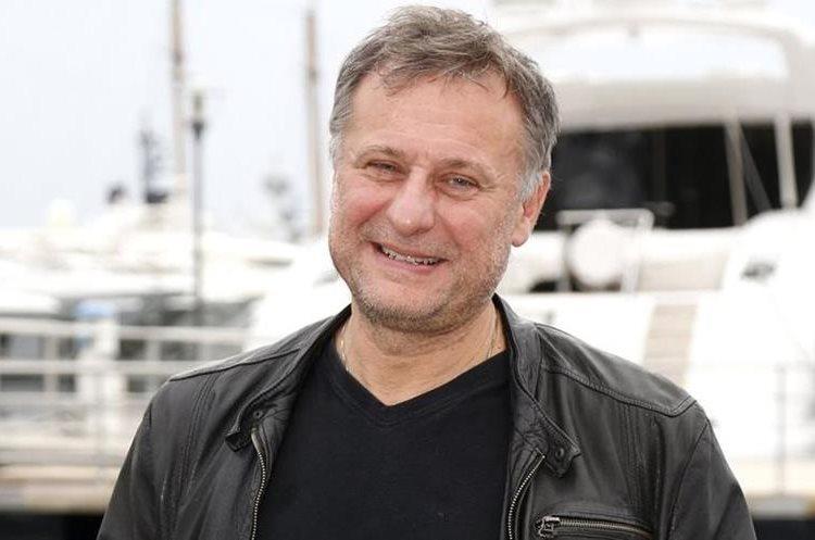 El actor Michael Nyqvist. Foto Prensa Libre: DPA.