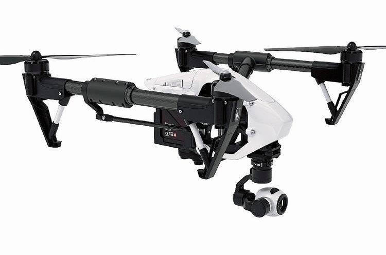 Dron Inspire 1, de DJI