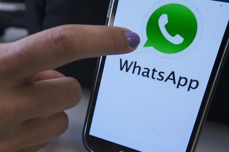 Lo que muchos esperaban, las videollamadas de Whatsapp. (Foto Prensa Libre: Hemeroteca PL)