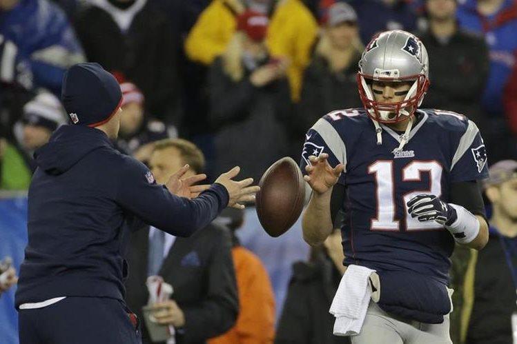 Tom Brady se pronunció luego de la suspensión. (Foto Prensa Libre: Hemeroteca PL)