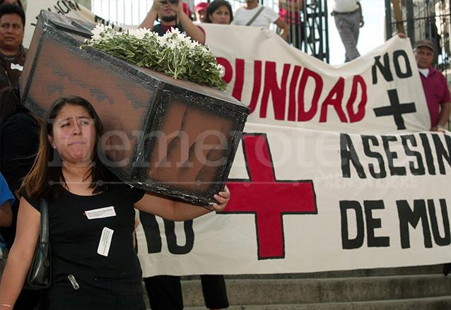 Diferentes sectores participaron en la manifestación efectuada en la ciudad capital.  (Foto: Hemeroteca PL)