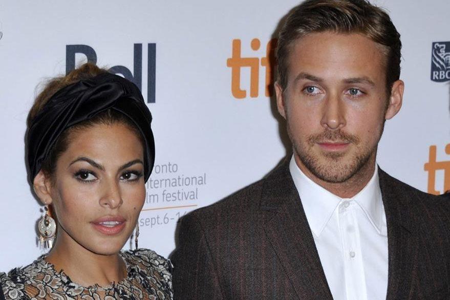 Eva Mendes y Ryan Gosling es una de las parejas más sólidas de la meca del cine. (Foto Prensa Libre: EFE).