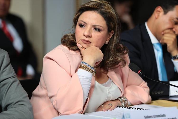 Sandra Jovel, ministra de Relaciones Exteriores. (Foto: Hemeroteca PL)