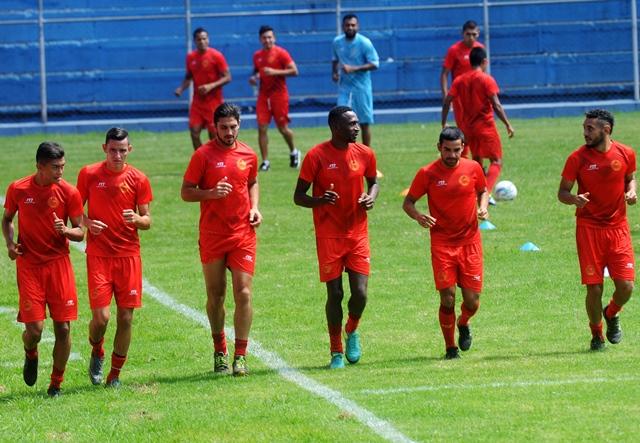 Muncipal deberá remontar la serie que pierde 1-0 contra Malacateco para acceder a la gran final del Apertura 2016. (Foto Prensa Libre: Hemeroteca)